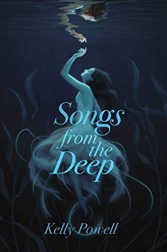 Book cover of SONGS FROM THE DEEP