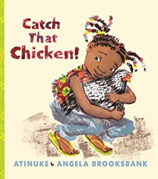 Book cover of CATCH THAT CHICKEN