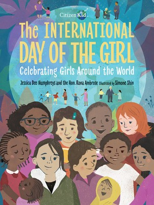 Book cover of INTERNATIONAL DAY OF THE GIRL