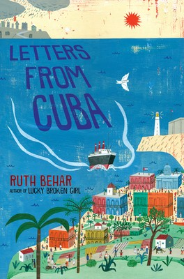 Book cover of LETTERS FROM CUBA