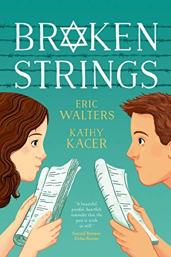 Book cover of BROKEN STRINGS