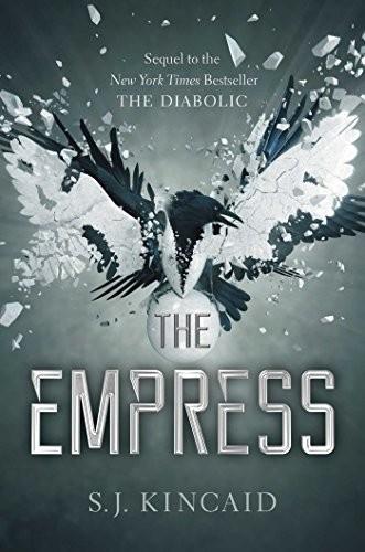 Book cover of DIABOLIC 02 EMPRESS
