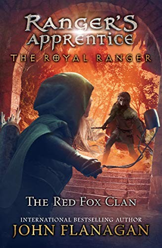 Book cover of ROYAL RANGER 02 THE RED FOX CLAN