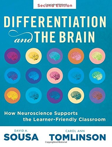 Book cover of DIFFERENTIATION & THE BRAIN