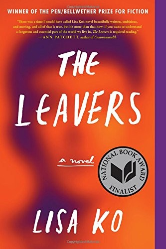 Book cover of LEAVERS