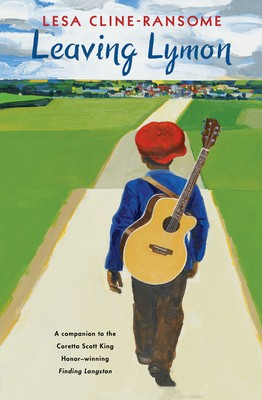 Book cover of LEAVING LYMON