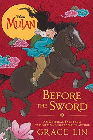 Book cover of MULAN - BEFORE THE SWORD
