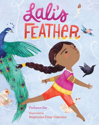 Book cover of LALI'S FEATHER