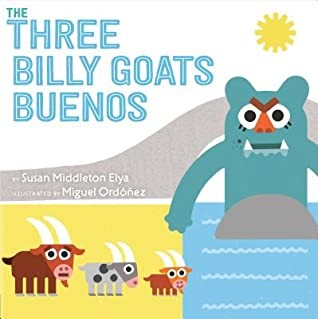 Book cover of 3 BILLY GOATS BUENOS