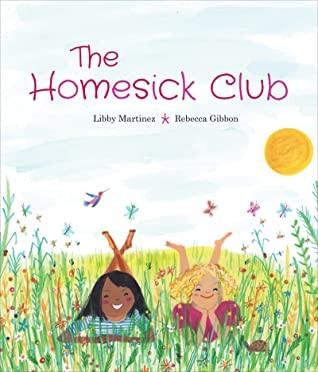 Book cover of HOMESICK CLUB