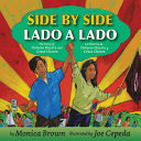 Book cover of SIDE BY SIDE LADO A LADO