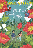 Book cover of ONE TIME