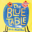 Book cover of BLUE TABLE