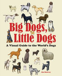Book cover of BIG DOGS LITTLE DOGS