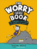 Book cover of WORRY LESS BOOK