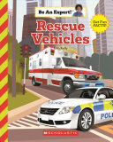 Book cover of RESCUE VEHICLES