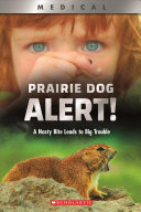 Book cover of PRAIRIE DOG ALERT