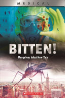 Book cover of BITTEN