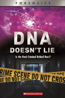 Book cover of DNA DOESN'T LIE