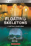 Book cover of FLOATING SKELETONS