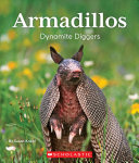 Book cover of ARMADILLOS