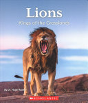 Book cover of LIONS