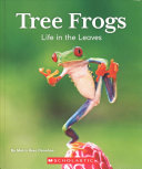 Book cover of TREE FROGS