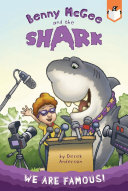 Book cover of BENNY MCGEE & THE SHARK