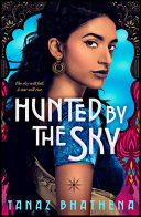 Book cover of HUNTED BY THE SKY
