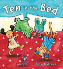 Book cover of 10 IN THE BED
