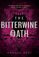 Book cover of BITTERWINE OATH