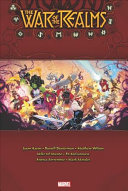 Book cover of WAR OF THE REALMS OMNIBUS