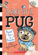 Book cover of DIARY OF A PUG 03 PAWS FOR A CAUSE