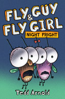 Book cover of FLY GUY & FLY GIRL - NIGHT FRIGHT