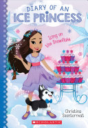 Book cover of DIARY OF AN ICE PRINCESS 06 ICING ON THE