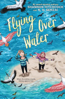 Book cover of FLYING OVER WATER