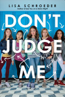 Book cover of DON'T JUDGE ME