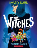 Book cover of WITCHES - THE GRAPHIC NOVEL