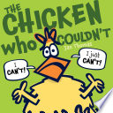 Book cover of CHICKEN WHO COULDN'T