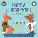 Book cover of HAPPY LLAMAKKAH