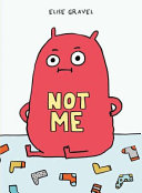 Book cover of NOT ME