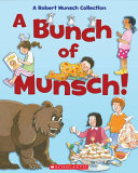 Book cover of BUNCH OF MUNSCH