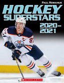 Book cover of HOCKEY SUPERSTARS 2020-2021