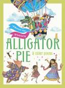 Book cover of ALLIGATOR PIE & OTHER POEMS