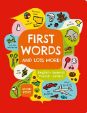 Book cover of 1ST WORDS & LOTS MORE