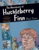 Book cover of ADVENTURES OF HUCKLEBERRY FINN