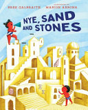 Book cover of NYE SAND & STONES