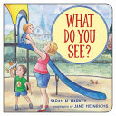 Book cover of WHAT DO YOU SEE