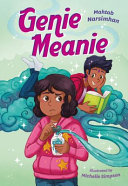 Book cover of GENIE MEANIE
