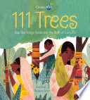Book cover of 111 TREES - HOW 1 VILLAGE CELEBRATES